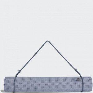Коврик для йоги Модель: YOGA MAT RAWSTE/RAWSTE/BLACK Бренд: Adi*das