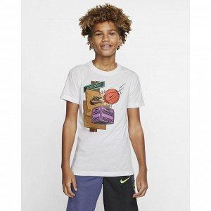 Футболка детская Модель: Ni*ke Sportswear Бренд: Ni*ke