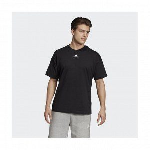 Футболка мужская Модель: M MH 3S Tee BLACK/WHITE Бренд: Adi*das