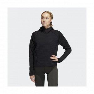 Джемпер женский Модель: CW QLTD 1/2 ZIP BLACK Бренд: Adi*das