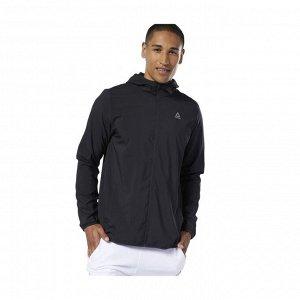 Куртка мужская Модель: TE Woven Jacket BLACK Бренд: Reeb*ok