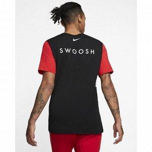 Футболка мужская Модель: M NSW SWOOSH TEE SS Бренд: Ni*ke