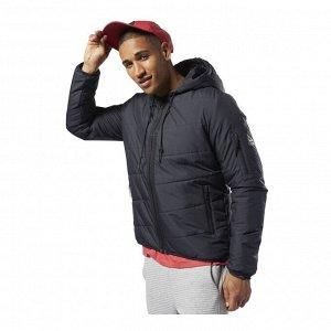 Куртка мужская Модель: OW PAD JCKT BLACK Бренд: Reeb*ok