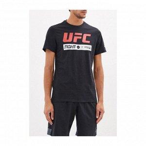 Футболка мужская Модель: UFC FG FIGHT WEEK T BLACK Бренд: Reeb*ok