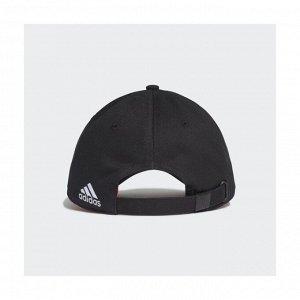 Кепка Модель: JUVE C40 CAP BLACK/WHITE/ACTPNK Бренд: Adi*das