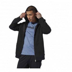 Ветровка мужская Модель: EL FLEECE FZ BLACK Бренд: Reeb*ok