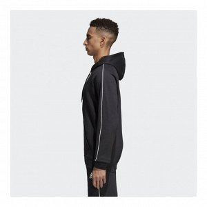 Джемпер мужской Модель: CORE18 HOODY BLACK/WHITE Бренд: Adi*das
