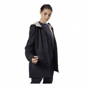 Куртка женская Модель: OW FL PRKA BLACK Бренд: Reeb*ok
