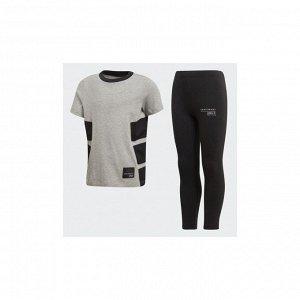 Спортивный костюм детский Модель: L EQT STSET MGREYH/BLACK Бренд: Adi*das