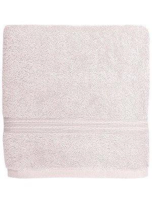 Полотенце банное 50*90 Bonita Classic, махровое, Бело-лиловое