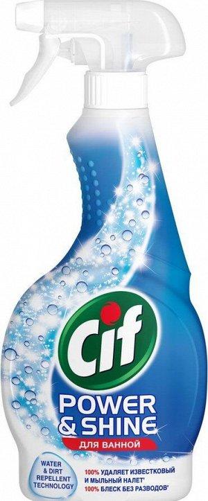 Чист.средство CIF 500мл д/ванной Легкость чистоты