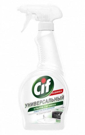 Чист.средство CIF 500мл Спрей универсальный Антибактериальный