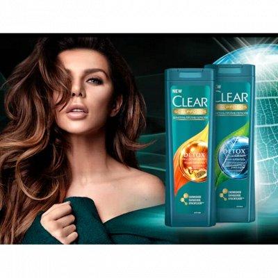 Быт. химия, гигиена, ПММ, товары для дома! Экспресс! — Уход за волосами CLEAR CARAT — Шампуни