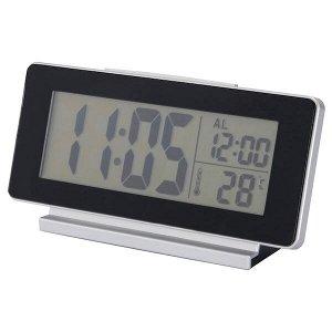 FILMIS ФИЛЬМИС Часы/термометр/будильник, черный