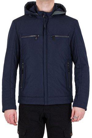Куртка Код товара: 49511 Бренд: SAZ Сезон: демисезонные Комплектация: куртка РАЗМЕР: 48; 50; 52; 54; 56; 58 ЦВЕТ: синий СОСТАВ: полиэстер-100%
