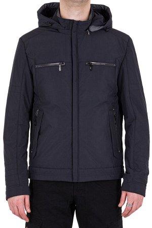Куртка Код товара: 49510 Бренд: SAZ Сезон: демисезонные Комплектация: куртка РАЗМЕР: 48; 50; 58 ЦВЕТ: чёрный СОСТАВ: полиэстер-100%