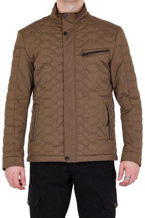 Куртка Код товара: 49529 Бренд: SAZ Сезон: демисезонные Комплектация: куртка РАЗМЕР: 58 ЦВЕТ: коричневый СОСТАВ: полиэстер-100%