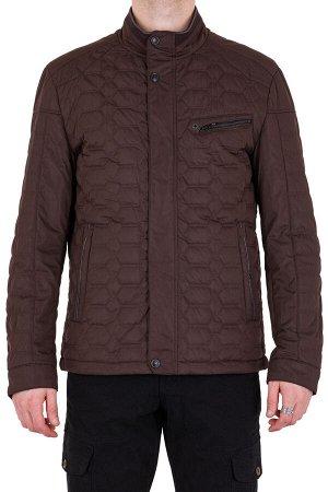 Куртка Код товара: 49528 Бренд: SAZ Сезон: демисезонные Комплектация: куртка РАЗМЕР: 48 ЦВЕТ: коричневый СОСТАВ: полиэстер-100%