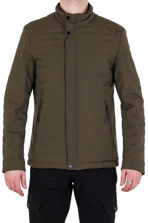 Куртка Код товара: 49520 Бренд: SAZ Сезон: демисезонные Комплектация: куртка РАЗМЕР: 48; 50; 52; 54; 56; 58 ЦВЕТ: зелёный СОСТАВ: полиэстер-100%