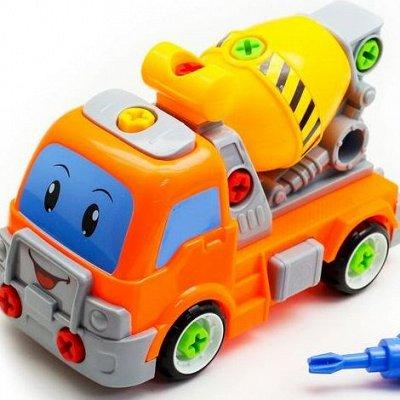 Мир развивающих игрушек Wood Toys™ — Транспорт (машинки, паровозики!) — Машины, железные дороги