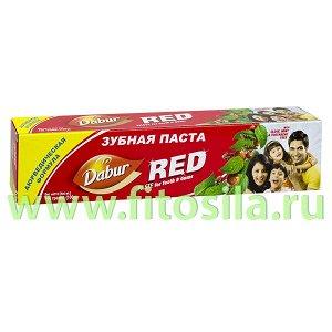 """Зубная паста аюрведическая """"Дабур"""" Red, 100 г"""