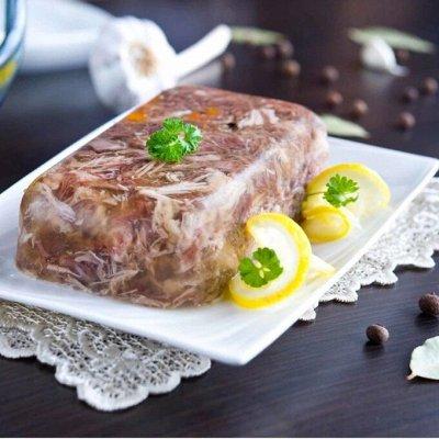 Белебеевские сыры и масло и колбасы от ТД ВиК — Студень — Вареные колбасы и ветчина