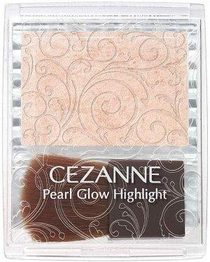 CEZANNE Pearl Glow Highlight - жемчужный хайлайтер
