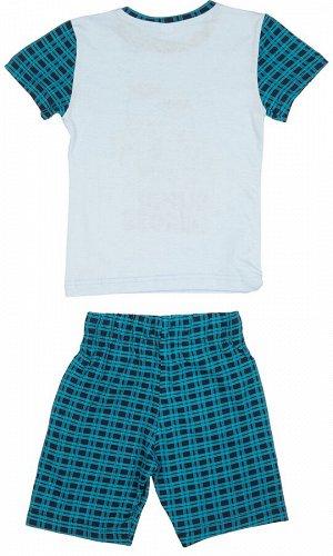 Пижама для мальчиков арт 11055-2