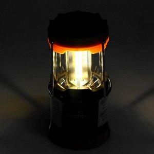 """Фонарь кемпинговый """"ФОТОН"""" С-450, 3х1 Вт светодиода, питание 3хLR03 в комплекте"""