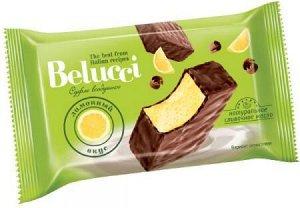 """Конфеты """"Белуччи"""" с лимонным вкусом 10шт"""