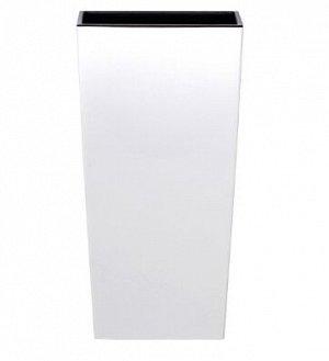 Кашпо для цветов URBI SQUARE DURS400-S449 белый 2 предмета 37 и 91.5л