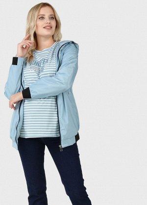 """Куртка демис 2в1 """"Орландо"""" для беременных; цвет: селадон"""
