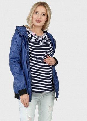 """Куртка демис 2в1 """"Орландо"""" для беременных; цвет: ультрамарин"""