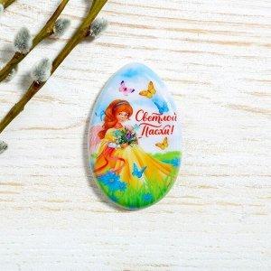Магнит в форме яйца «Ангел»