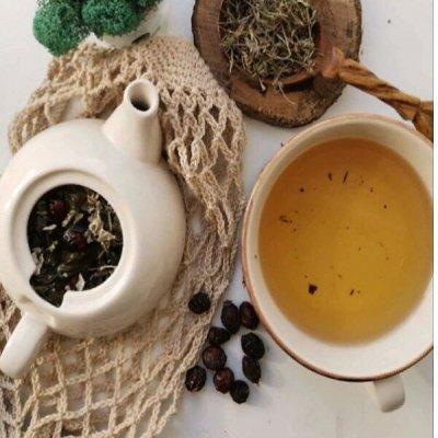 Лазовский вкусный мёд и  Чаи да Травы. Липа 2020! — Авторский чай 50г. Душевно — Чай