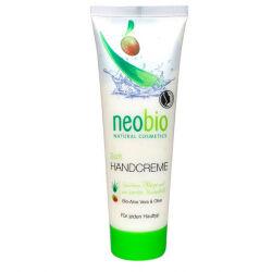 Смягчающий крем для рук, NEOBIO, 75 мл