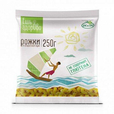 EcoFood. Полезная еда — Макаронные изделия без глютена