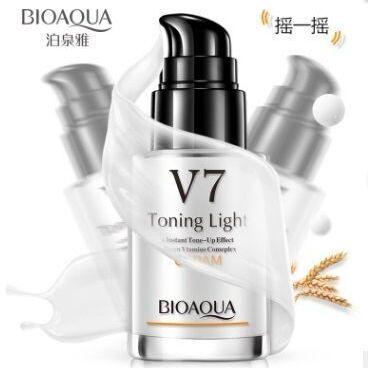 💟Быстрая! Хиты Азиатской косметики. Лосьоны, маски, крема! — Серия V7 Toning Light — Красота и здоровье