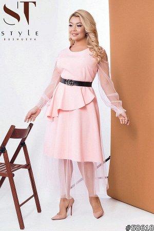 Платье 58618