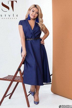 Платье 58631