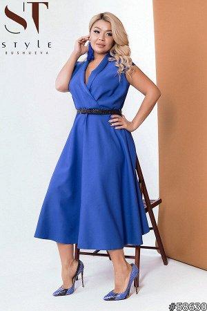 Платье 58630