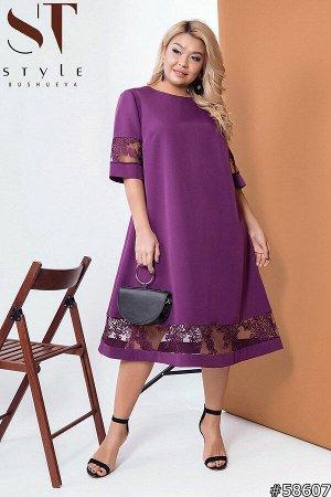 Платье 58607