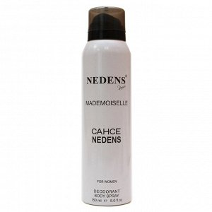 Дезодорант Nedens Cahce Nedens Mademoiselle - по мотивам Coco Mademoiselle For Women deo 150 ml