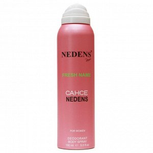 Дезодорант Nedens Cahce Fresh Name - по мотивам Chance Eau Fraiche For Women deo 150 ml