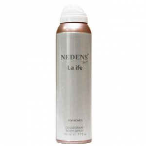 Дезодорант Nedens La Ife - по мотивам Lancome La Vie Est Belle For Women deo 150 ml