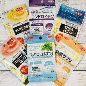 Товары из Япония! Акции!!! Новинки! Новое поступление! — Витамины для здоровья — Витамины и минералы