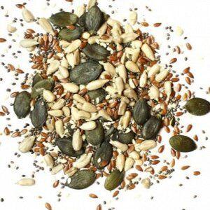 •Сибирские органические продукты • Новинки от 10 мая! — Семена и семечки. Суперфуды — Орехи
