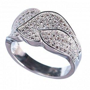 60022877 Кольцо р.17 Diamond - Бижутерия Selena