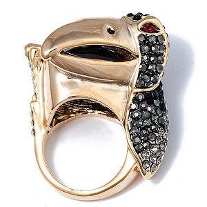 60021388 Кольцо р.18 Street Fashion - Бижутерия Selena