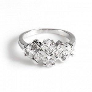 60011220 Кольцо р.18 Diamond - Бижутерия Selena